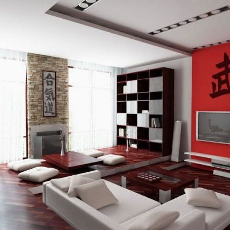 Stilul oriental in design-ul interior