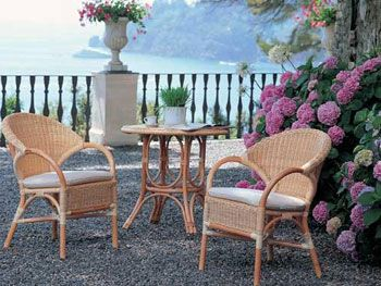 mobilier rattan