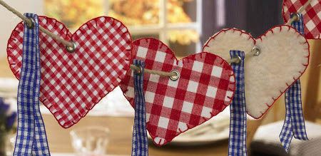 Decoratiuni de Valentine`s Day