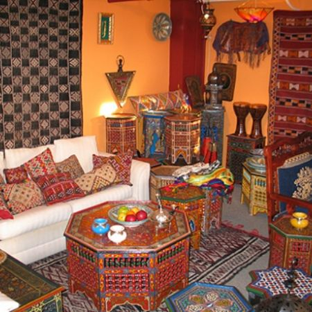 Stilul marocan in design-ul interior