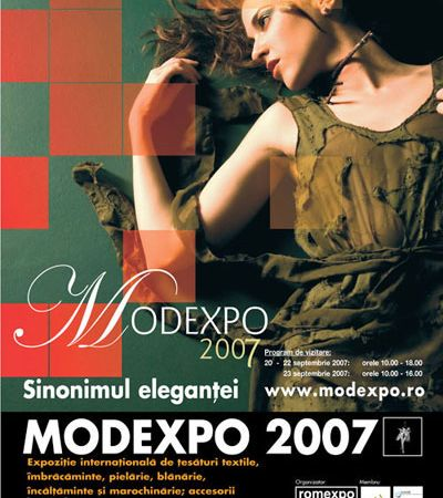 Eveniment MODEXPO