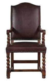 scaun tapisat, stickley