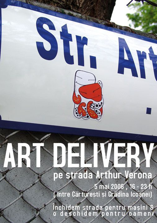 Art Delivery - Pictor Arthur Verona
