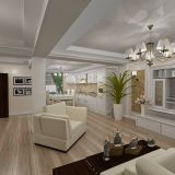 Design interior living clasic